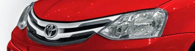 Toyota Etios Improvement 2015
