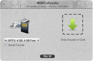 How to create pendrive bootable-DT