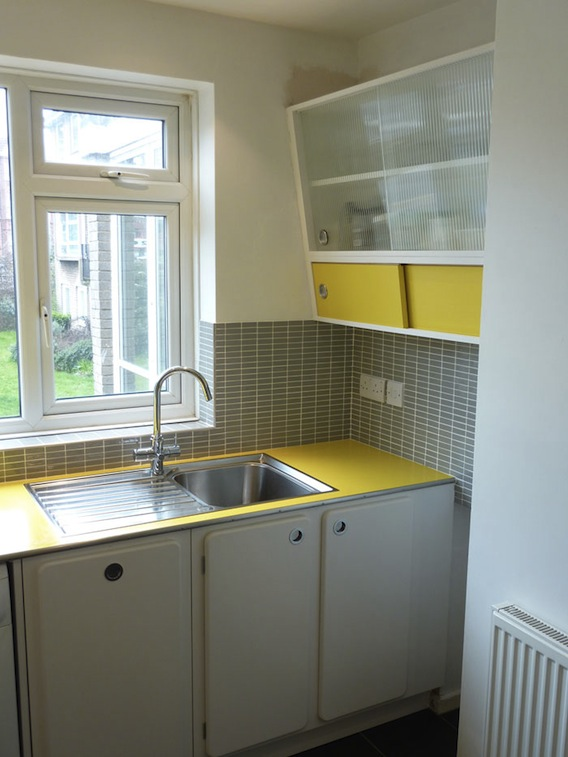 by source antiques in bath who specialise in 1950s fitted kitchens