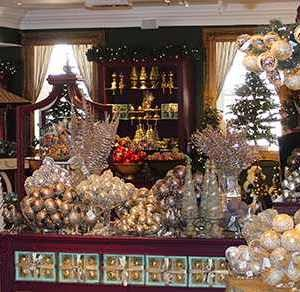 Fortnum and Mason Christmas Shop