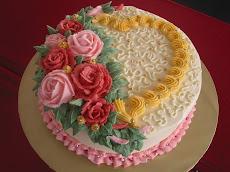 Hantaran Cake - Bermula dari RM80.00 (1.5 kg)