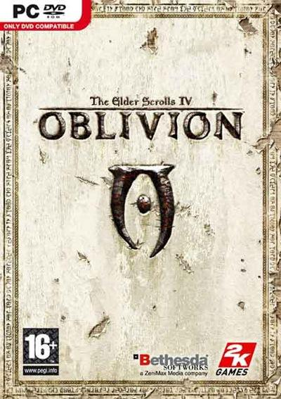 The Elder Scrolls IV 4 Oblivion + Expansiones PC Full Español Descargar