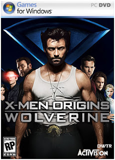 X-Men Origins: Wolverine (PC) 2009