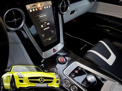 2010 Mercedes Benz Sls Amg E Cell Concept. BMW Concept mercedes-Benz
