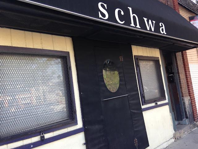 Schwa Restaurant