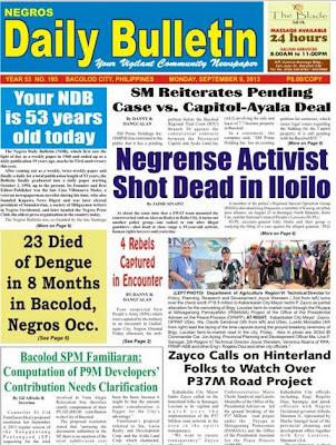 NDB Newspaper