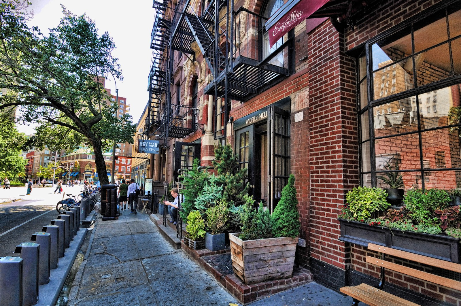 Nyc travel diary new york city greenwich village for The village nyc