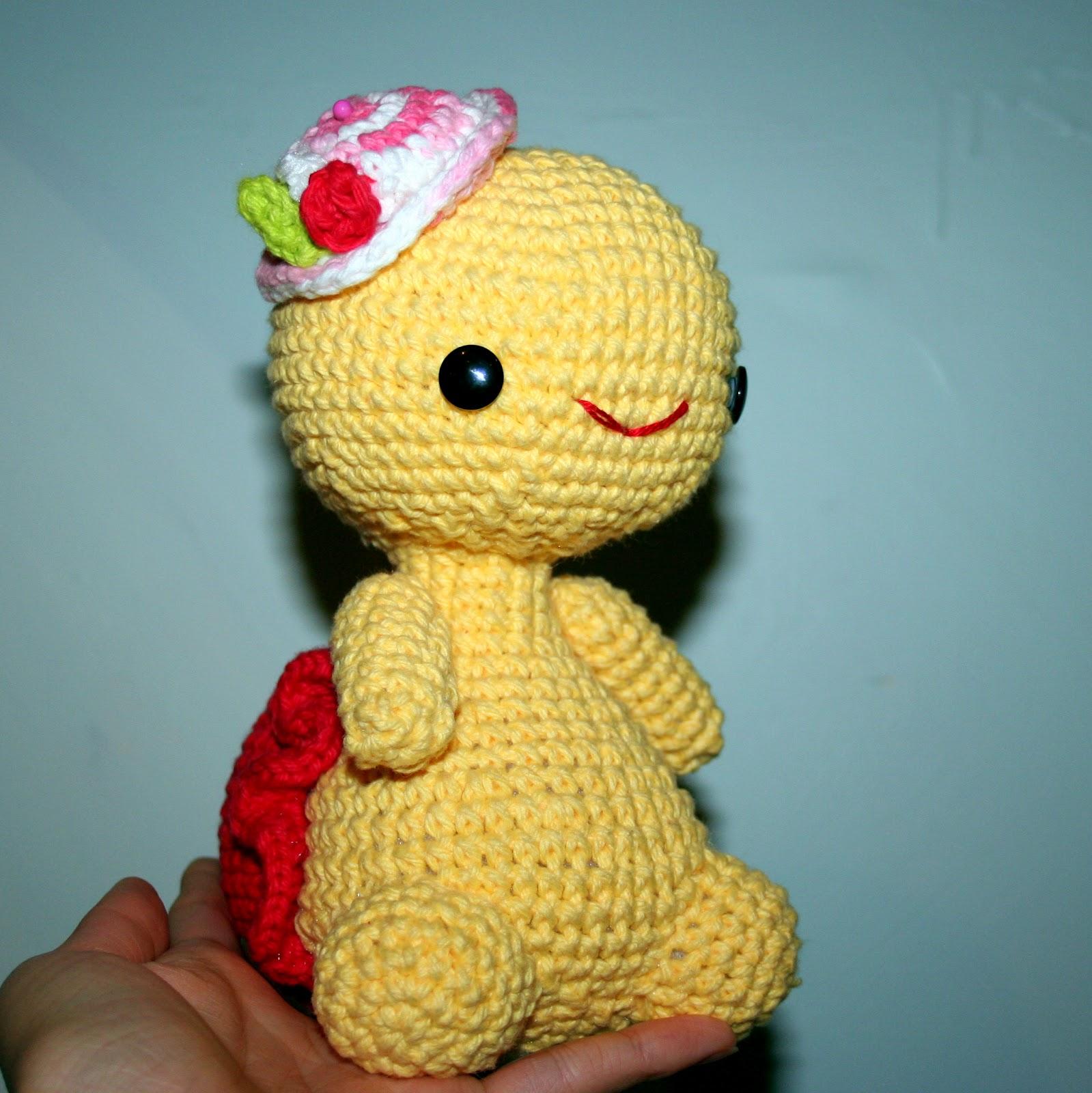 Free Amigurumi Patterns Bunny : gurumi for noobs
