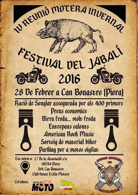 Piera festival del jabali 28%2Bde%2BFebrero%2B%25E2%2580%2593%2BIV%2BReuni%25C3%25B3n%2BMotera%2BInvernal