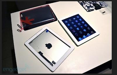 Apple ipad 3 components photo