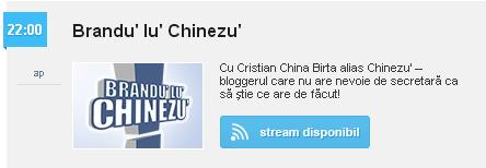 Look TV - Brandu' lu' Chinezu