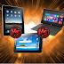 iPad, Surface y Samsung Galaxy Tab, ¿cuál es el mejor tablet del mercado?