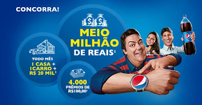 Participe da Promoção Pepsi Pode Ser Agora