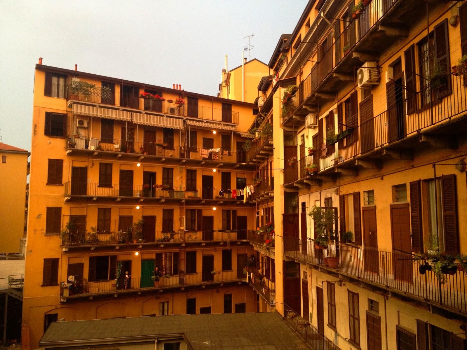 Milanau news da milano grande citt del nord via giulio for Casa con cortile centrale