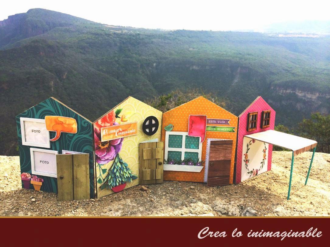 Crea lo inimaginable mini album mi casa es tu casa for Crea tu casa