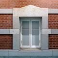 窓,レンガ,東京駅〈著作権フリー無料画像〉Free Stock Photos