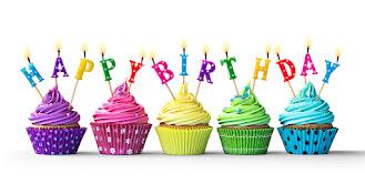 ★★★ Le blog fête ses 5 ans !! ★★★