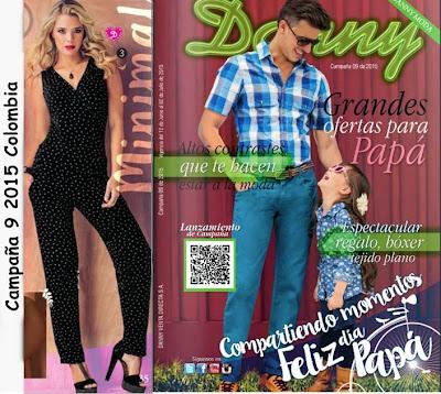 Catalogo de Danny Campaña 9 2015
