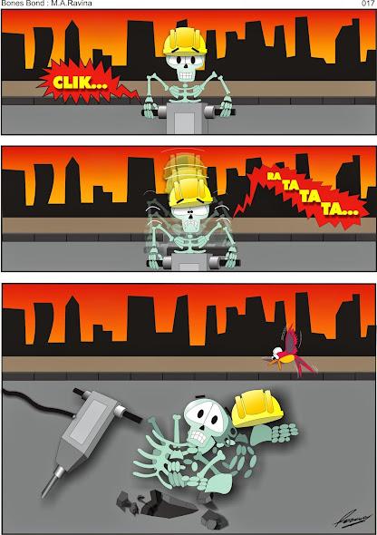 Bones Bond 017
