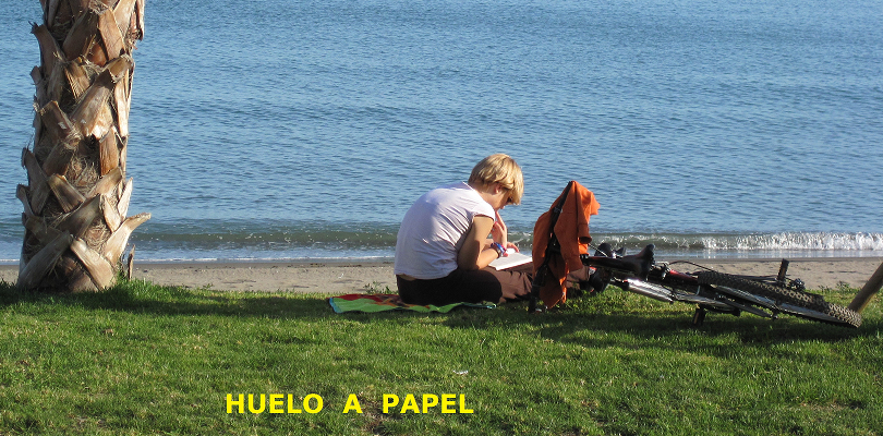 Huelo a papel