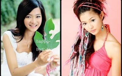 Pretty China Lady