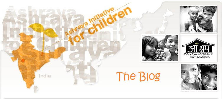Ashraya Initiative for Children - The Blog