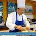 Faire de la cuisine gastronomique avec de l'eau minérale