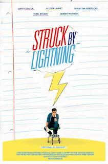 Ver online Struck by Lightning (2012)