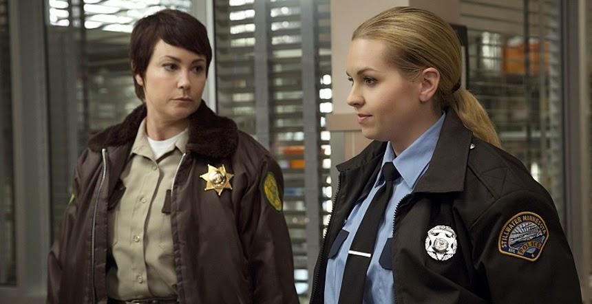 Supernatural S10E08.Las policías Jody y Donna.