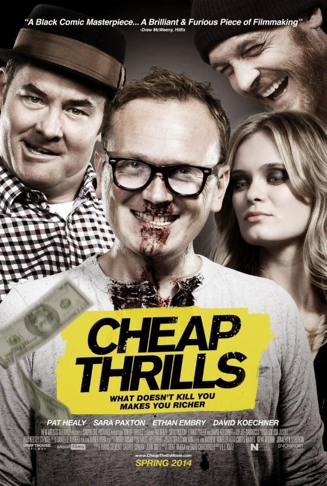 Cheap Thrills (Juegos sucios) - Solo Full Películas