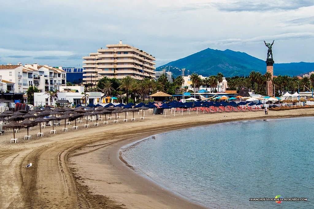 Puerto Banús Playa