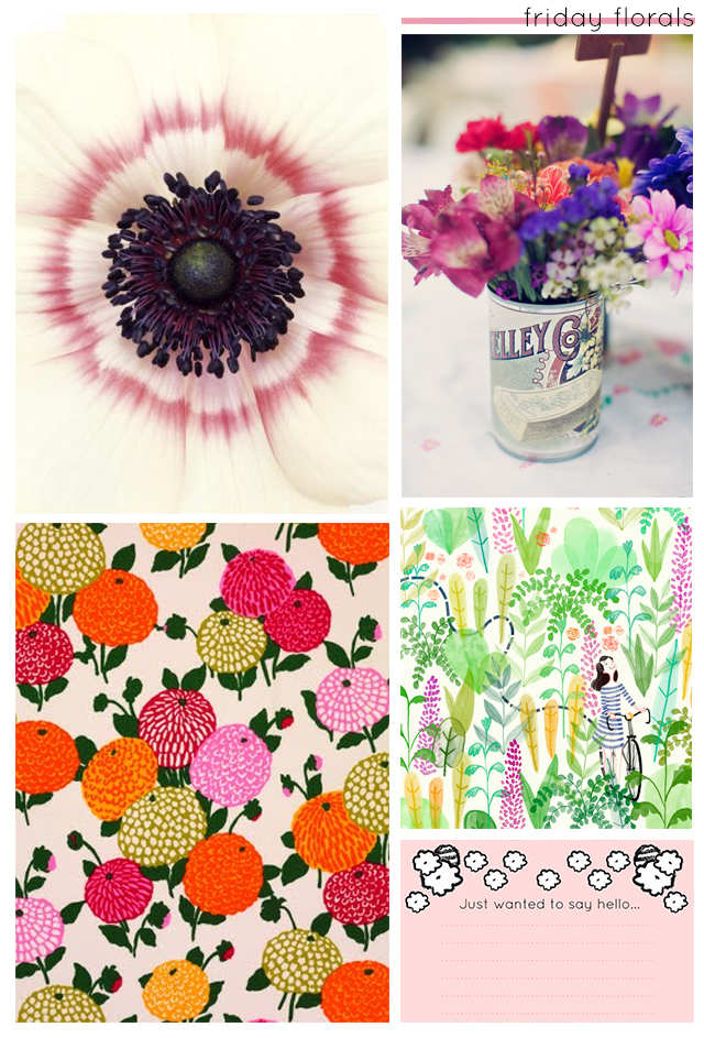 floral images for friday florals