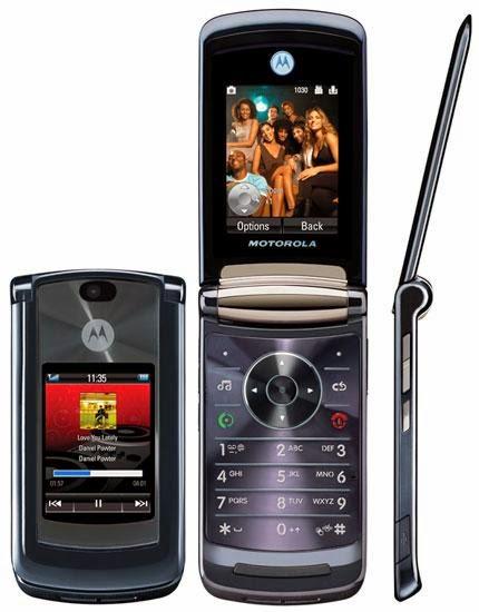 Мобильный телефон Motorola RAZR2 V9 Black тонкий  прочный умный и надежный с мощной мультимедийной системой