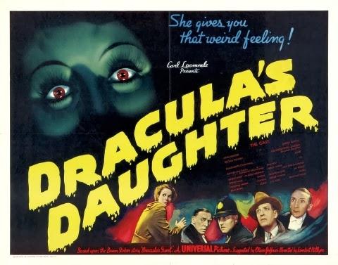 Poster - Dracula's Daughter (1936)