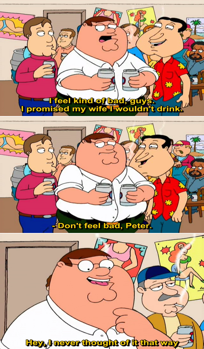 Quotes from Family Guy