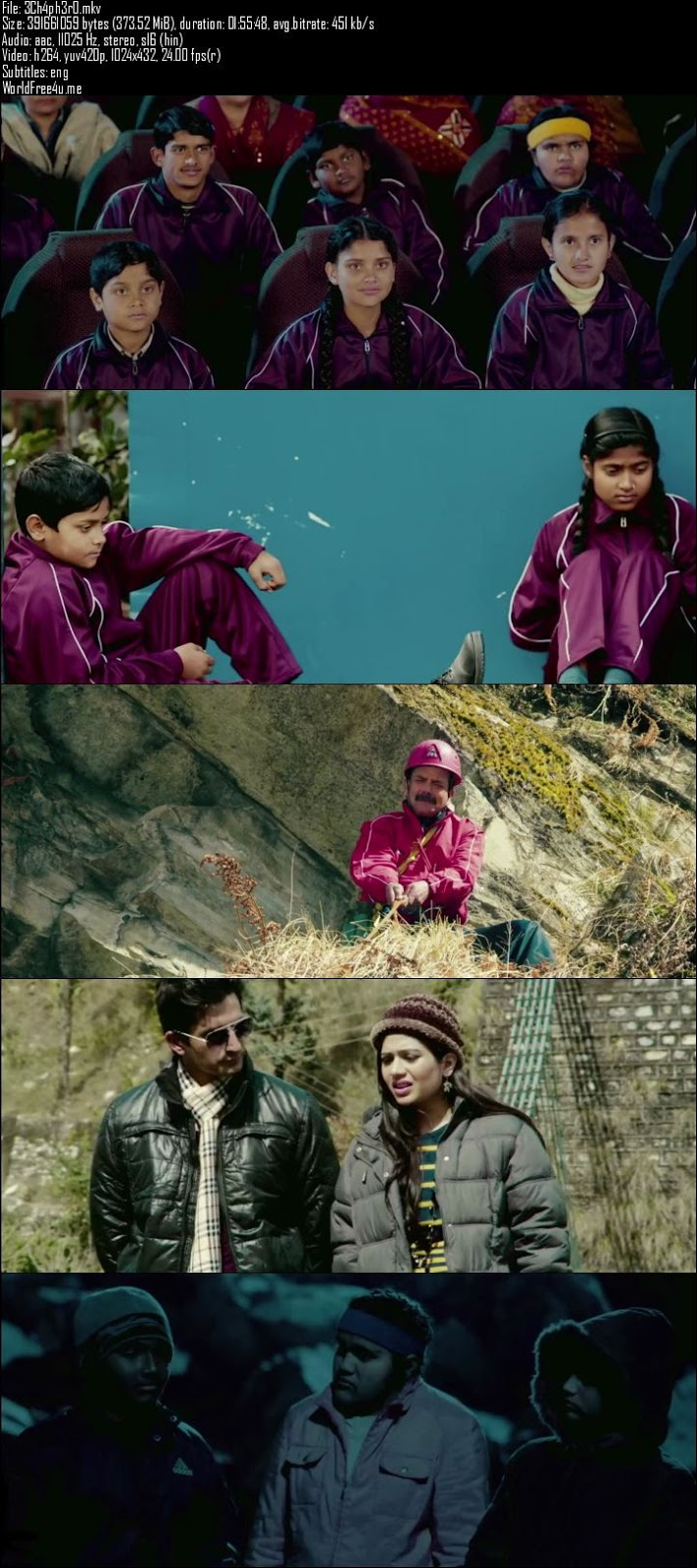 Screen Shot Of The Silent Heroes 2015 300MB WebHD 576p Full Hindi Movie Watch Online Free Download