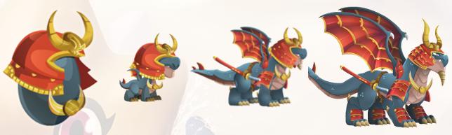 Cara Mendapatkan Shogun Dragon -