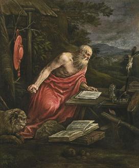 SAN JERÓNIMO (347-420) Doctor de la Iglesia. Fiesta 30 Septiembre.