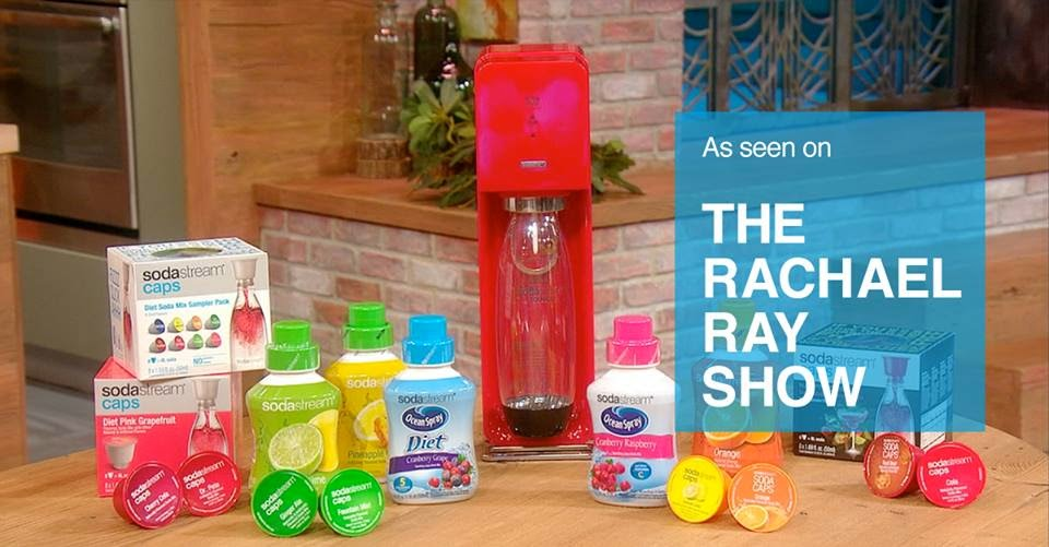 Rachael Ray SodaStream