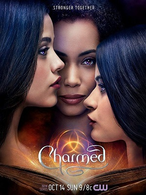Charmed - Legendada Séries Torrent Download capa