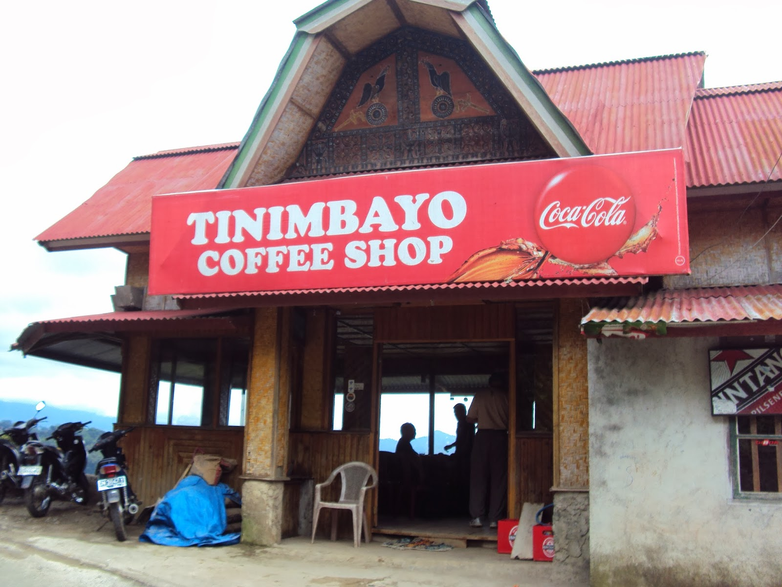 Tinimbayo Coffee Shop