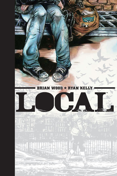 Local de Brian Wood et Ryan Kelly