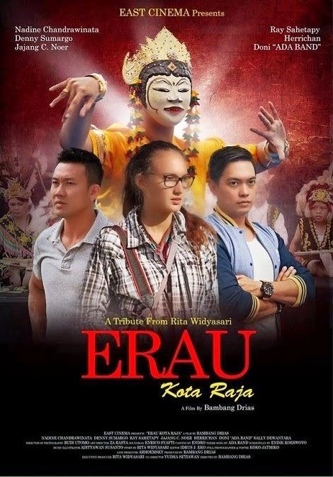 Film ERAU Kota Raja 2015 Bioskop