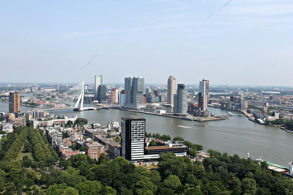 Hoeveel Rotterdam kan je bezoeken op één dag?