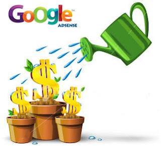 Iklan Google AdSense tampil lagi