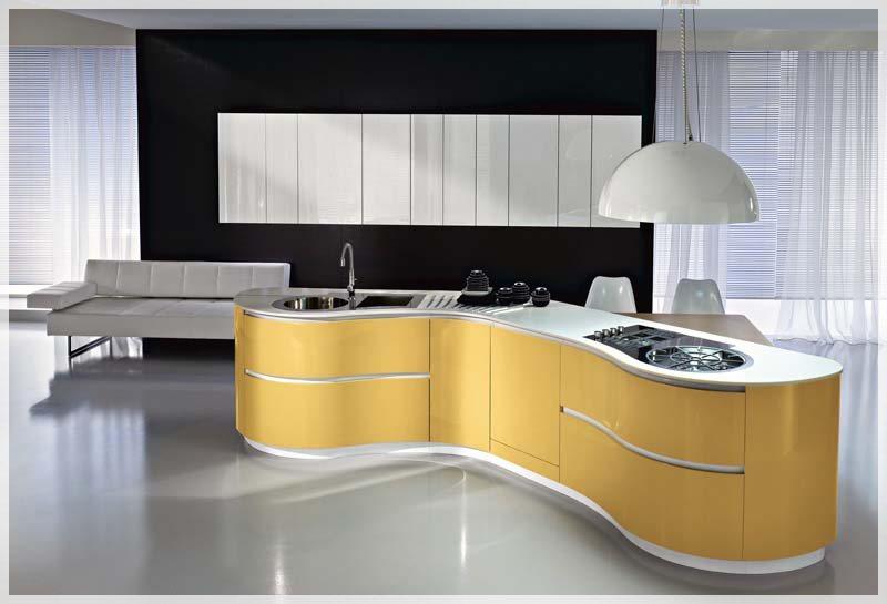 Unik dune kjøkken spenner fra pedini   interiør inspirasjon