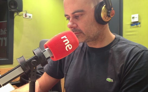 Entrevista a Xavier Borrell hablando de este portal y del programa de Ràdio Cornellà