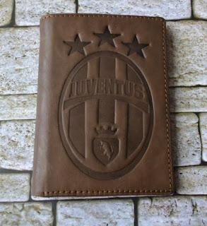 Dompet Kulit Pria Logo Juventus, Keren dan mantap
