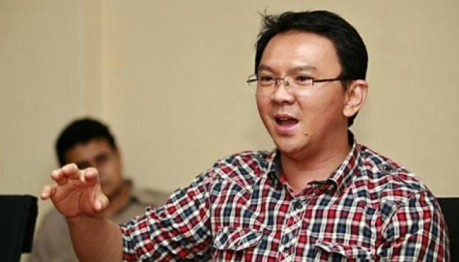 Ahok Gabenor Jakarta Baru