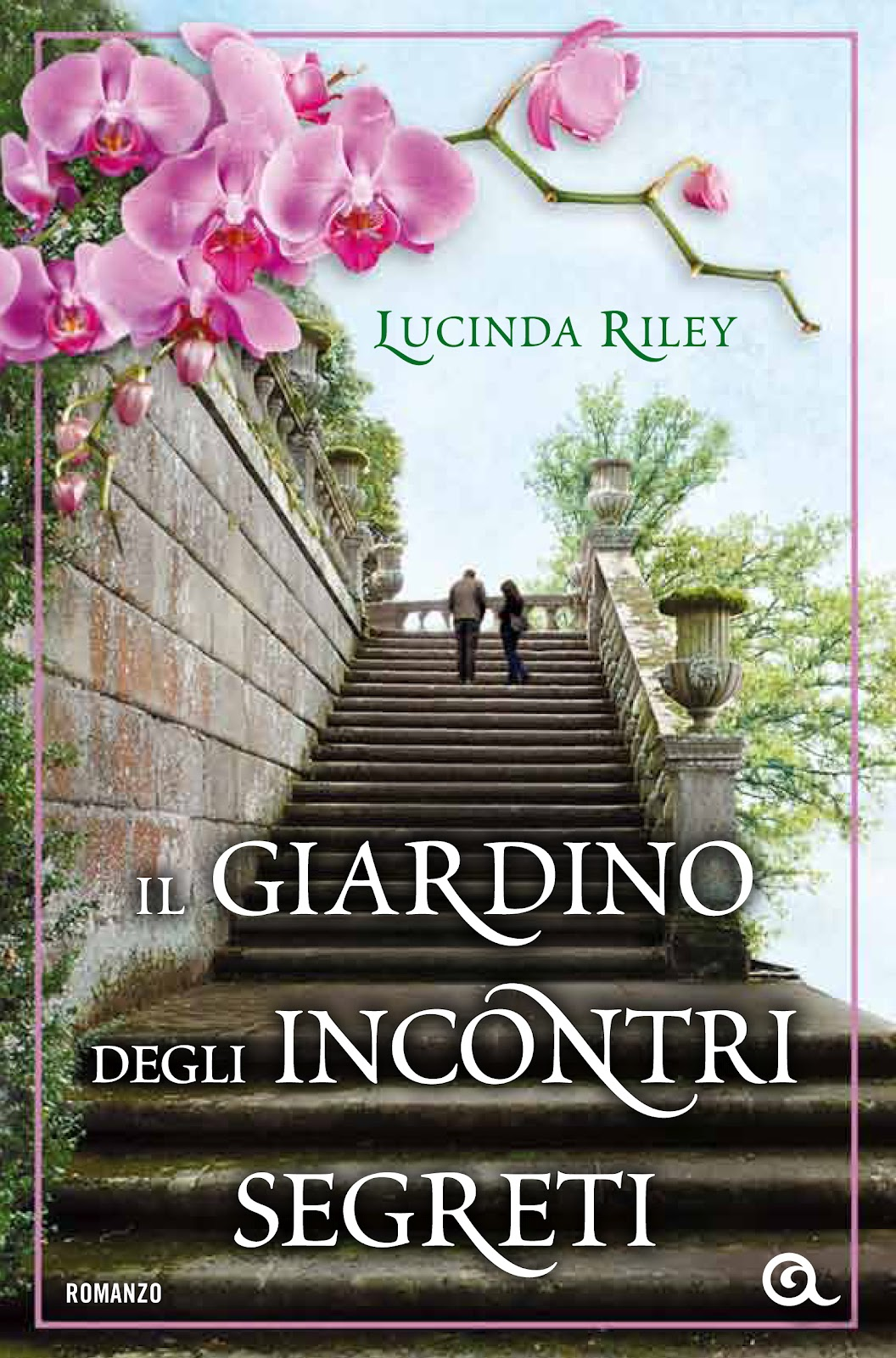 Gocce d inchiostro recensione il giardino degli incontri - Il giardino dei fiori segreti ...